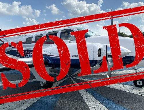 1985  Beech 58 Baron [SOLD]