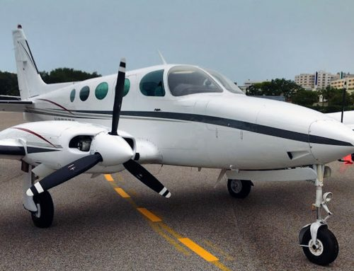 1980 Cessna 335 [SOLD]