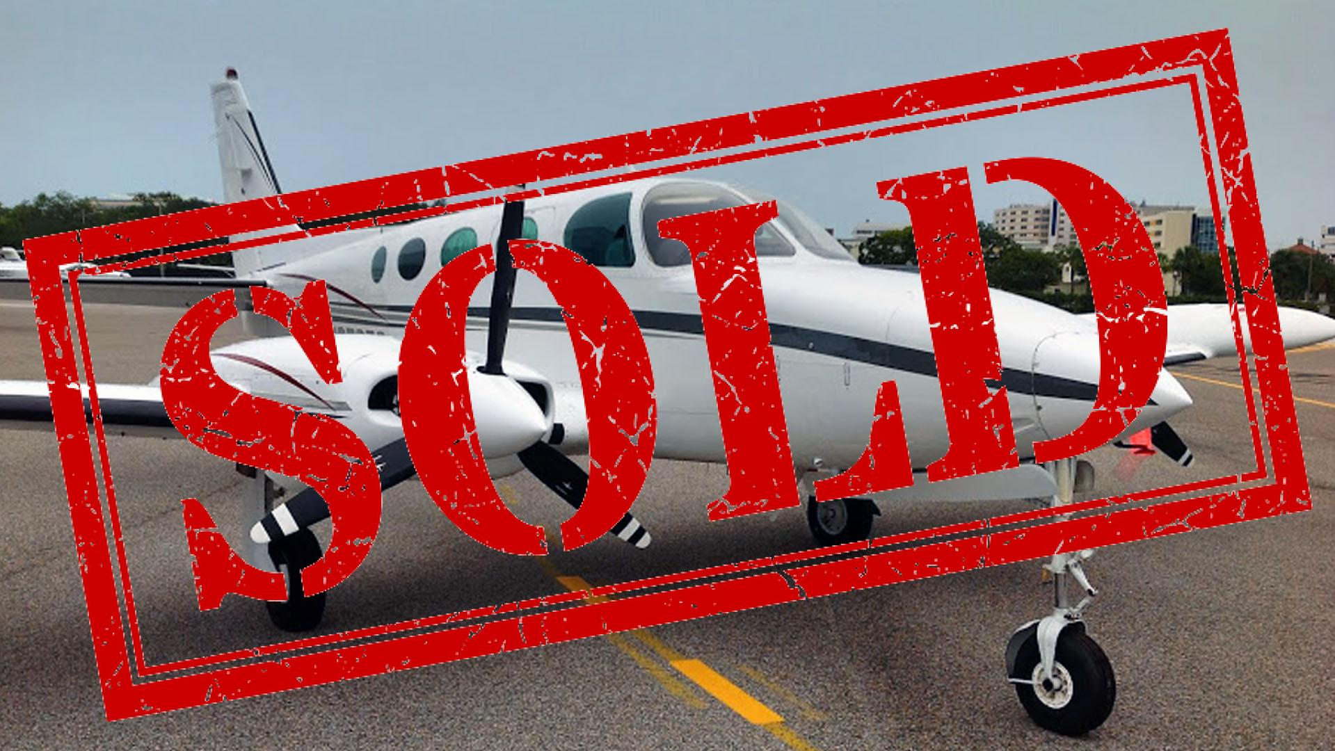 Cessna 335 N