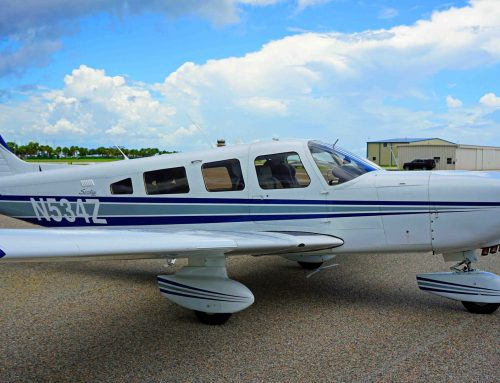1989 Piper Saratoga PA-32-301 [SOLD]